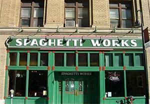 Old Market Spaghetti Works
