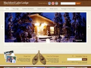 Blachford Lake Lodge and Conference Resort