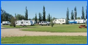 Alberta Beach Municipal Campground