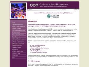 Conference Event Management