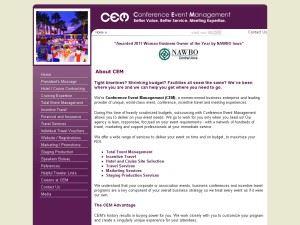 Conference Event Management