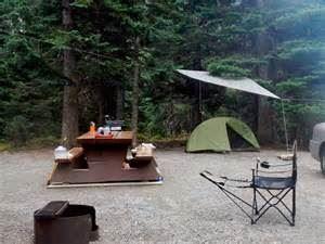 Coldspring Campground - Manning Park