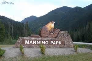 Hampton Campground - Manning Park