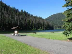 Lightning Lake Campground - Manning Park