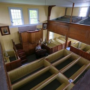 Old Meeting House Museum