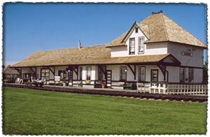 Camrose Railway Station & Park