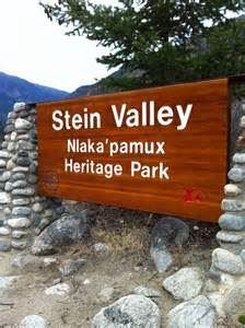 Stein Valley Nlaka'pamux Heritage Park