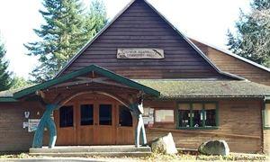 Denman Island Community Hall