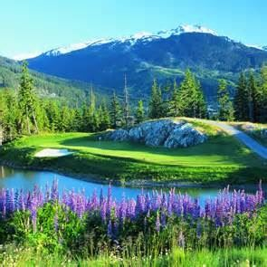 The Fairmont Chateau Whistler Resort Golf Club
