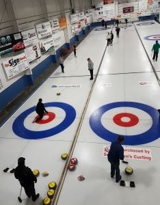 Prince Albert Golf Curling Club
