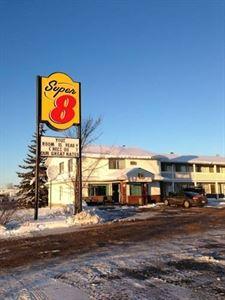 Super 8 Motel Stettler