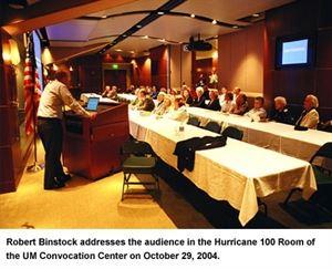 The Hurricane 100 Room