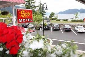 Spa Motel Harrison Hot Springs