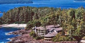 Wickaninnish Inn Tofino