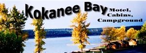 Kokanee Bay Motel, Cabins & Campground