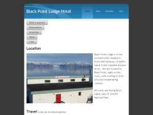 Black Point Lodge Hotel Pond Inlet