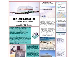 Qausuittuq Inns North