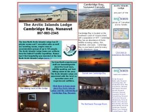 Arctic Islands Lodge