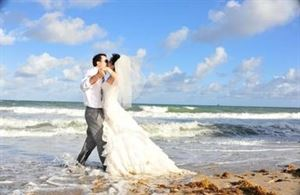 Tropical Miami Beach Weddings