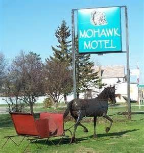 Mohawk Motel Massey
