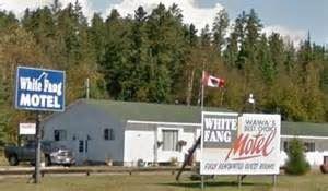 White Fang Motel Wawa