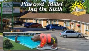 Pinecrest Motel Owen Sound