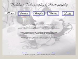 Wedding Videography & Photography