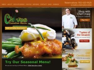 Chives Canadian Bistro-Caterer