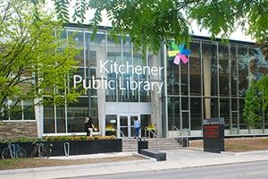 Kitchener Public Library - Main Library