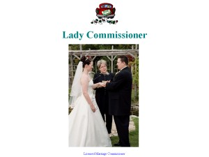 Lady Commissioner