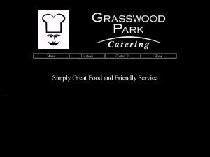 Grasswood Park Catering