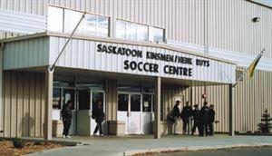 Saskatoon Soccer Center