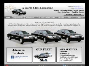 A World Class Limousine Service
