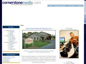 Corner Stone Media Productions