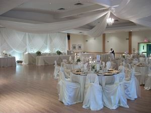 The OAS Event Center