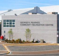 Pearkes Recreation Centre