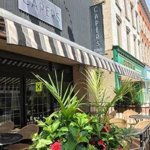 Capers Brasserie & Wine Bar