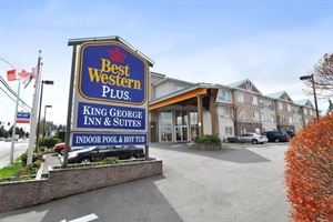 Best Western Plus - King George Inn & Suites