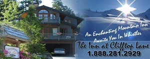 Whistler's Highest Rated Bed & Breakfast - Inn