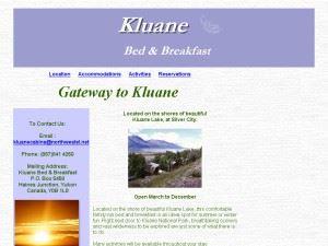 Kluane Bed & Breakfast