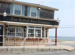 The British Beer Company - Falmouth Heights