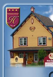 Bed & Breakfast Le Voyageur Inn