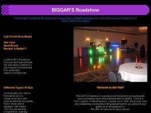 Biggar's Roadshow