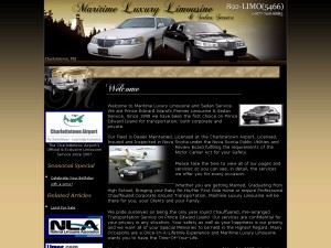 Maritime Luxury Limousine & Sedan Service