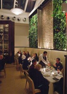Sassafraz Restaurant