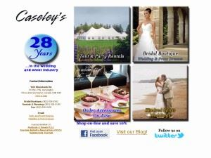 Caseley's Wedding & Event Planners