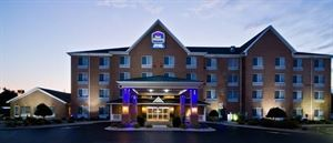 Best Western - Executive Inn & Suites