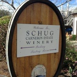 Schug Carneros Estate Winery