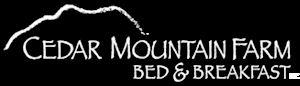 Cedar Mountain Farm Bed and Breakfast