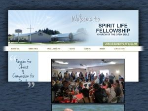 Spirit Life Fellowship Church